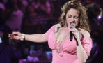 Jenni Rivera in concert at ExpoGan