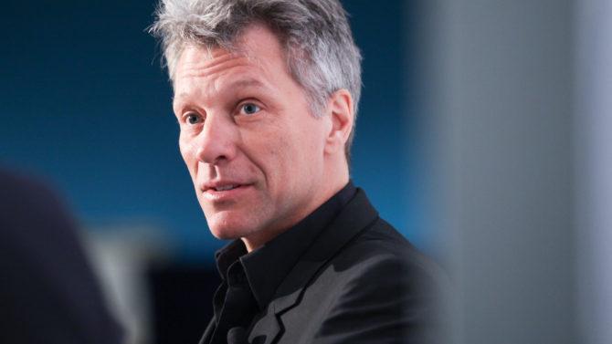 Jon Bon Jovi quiere ser 'Secretario