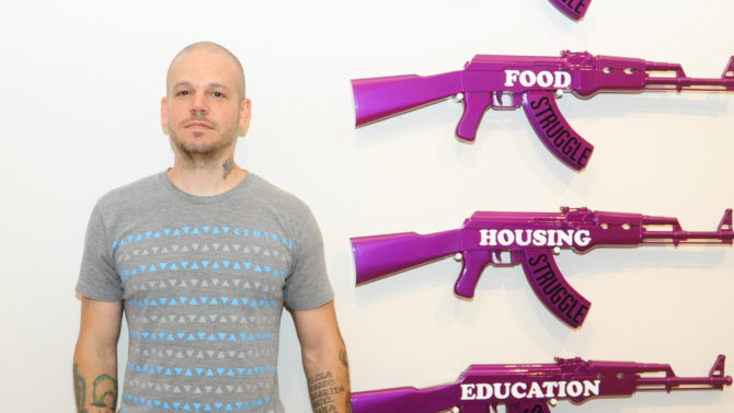 Rene Perez Joglar Calle13