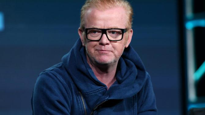 Chris Evans BBC America 'Top Gear'