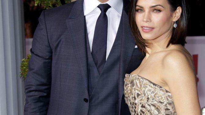 Channing Tatum y su esposa Jenna