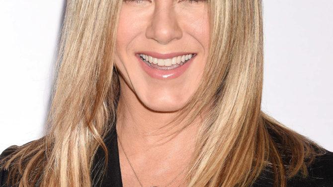 Jeniffer Aniston tilda de inquietante el