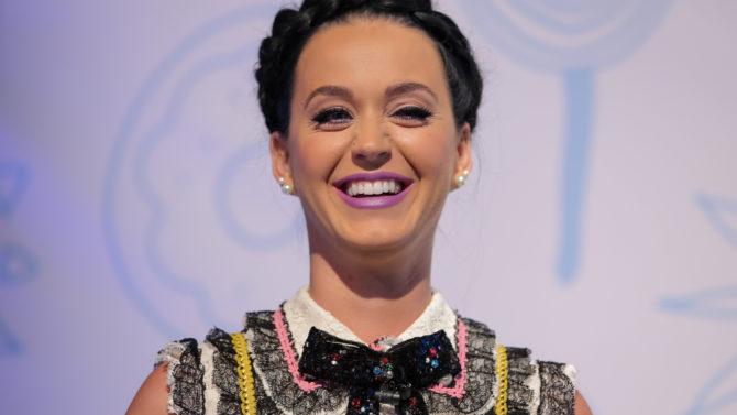Katy Perry es la persona con