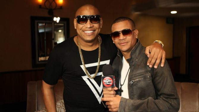 Gente De Zona out and about,
