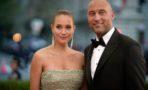 Derek Jeter y Hannah Davis