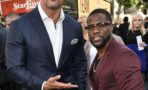 "Kevin Hart y Dwayne ""The Rock"""