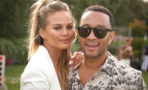 Chrissy Teigen y John Legend no