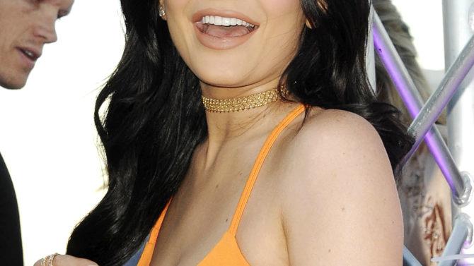 Brillos labiales de Kylie Jenner nuevos