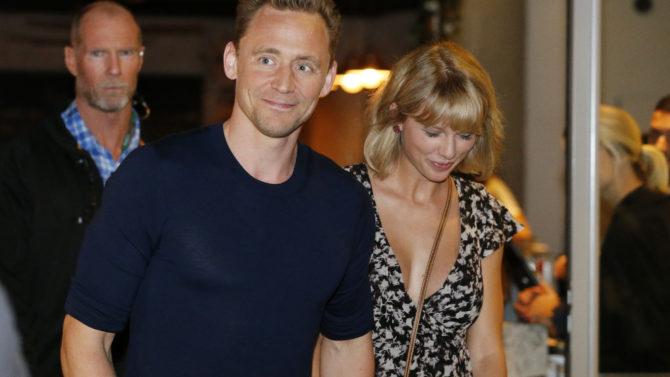 Tom Hiddleston entrevista Taylor Swift