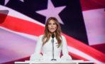 Famosos reaccionan discurso de Melania Trump