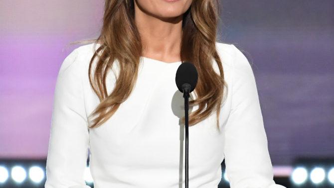 Melania Trump demanda a los medios