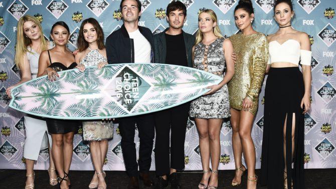 Lista de ganadores Teen Choice Awards