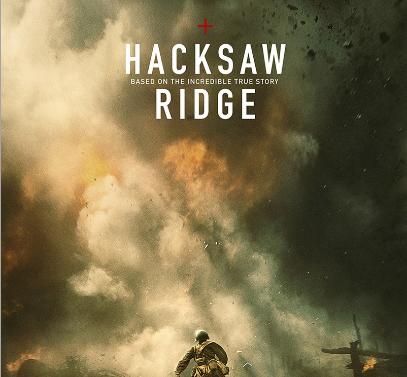 Presentan póster de la cinta Hacksaw
