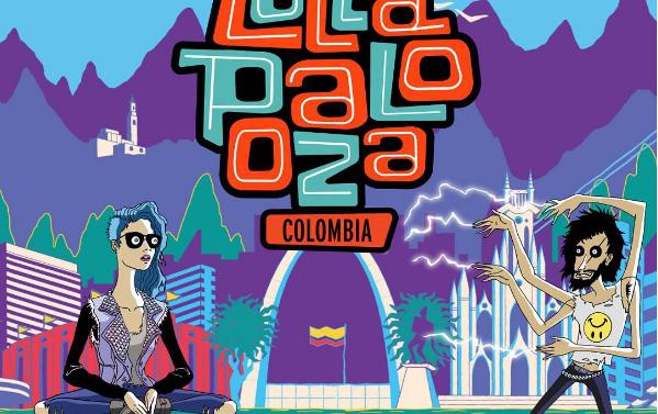 Cancelan primera edición de Lollapalooza Colombia