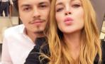 Novio de Lindsay Lohan la llama