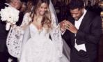 Ciara y Russell Wilson contraen matrimonio