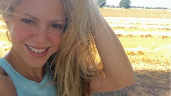 """Shakira y su """"lucha"""" por la"""