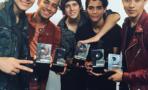 CNCO en premios juventud