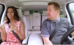 Michelle Obama en Carpool Karaoke [VIDEO]