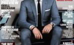 Foto de Matt Damon en portada