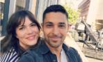 Wilmer Valderrama y Mandy Moore juntos