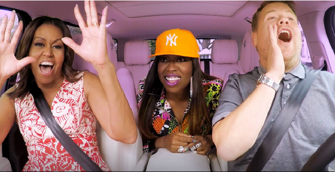 "Apple Music compra ""Carpool Karaoke'"