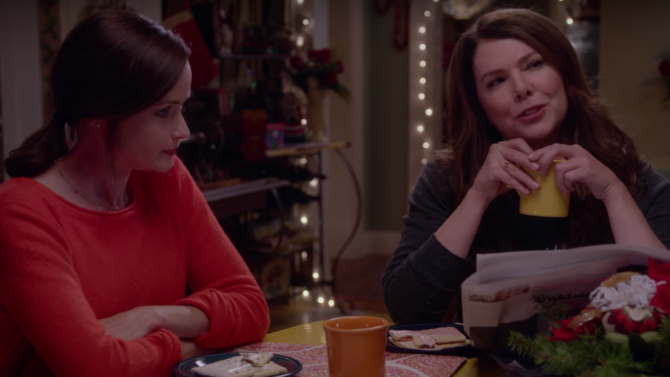 Gilmore Girls: A Year in the
