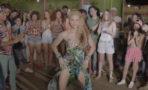 Shakira en el video de la