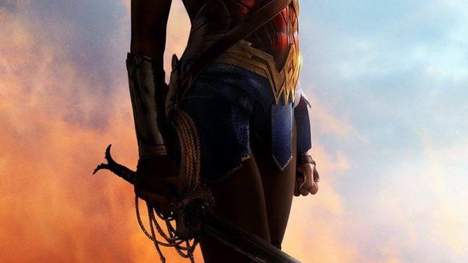 Primer póster de 'Wonder Woman'