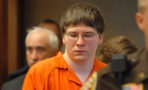 Brendan Dassey is escorted into court