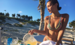 Bella Hadid en bikini