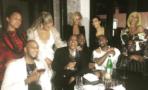 Beyoncé, Jay Z, Kim Kardashian y