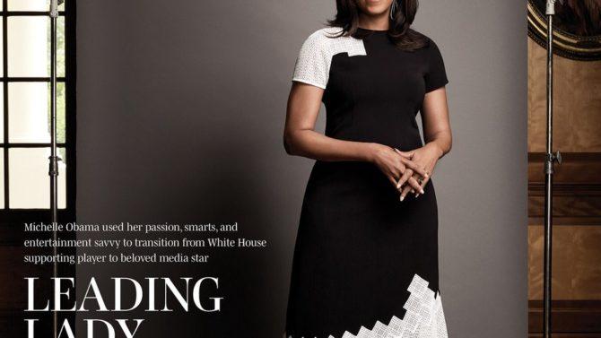 Foto Michelle Obama portada Variety