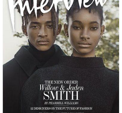 Foto Willow y Jaden Smith portada