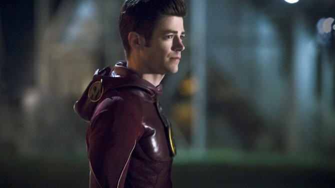 """The Flash -- """"The Race of"""