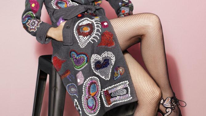 Gwen Stefani en la portada de