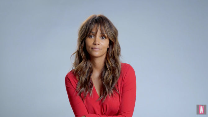 Video Halle Berry Oops I Did