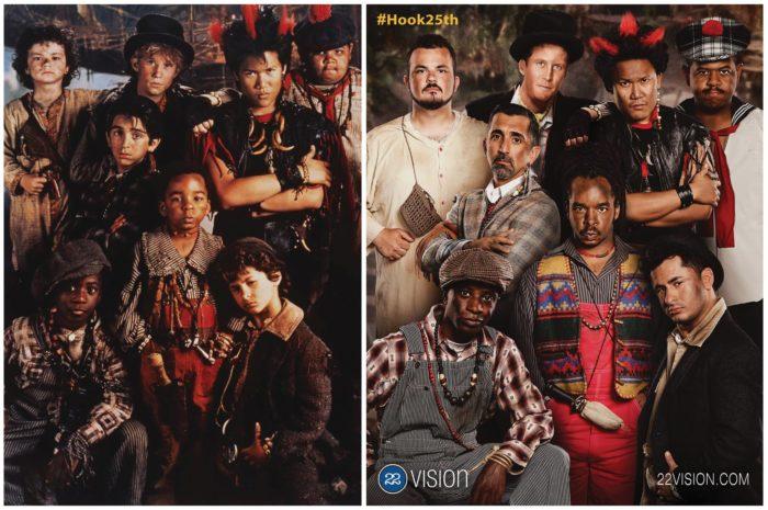 'Hook' celebró su 25 aniversario