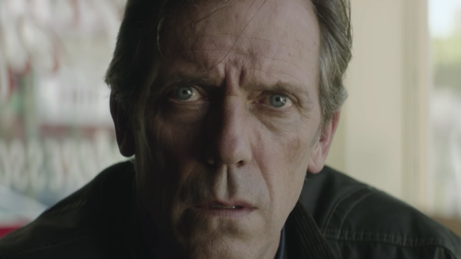 Hugh Laurie Revisits Mental Illness in