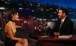 Kendall Jenner en Jimmy Kimmel Live!