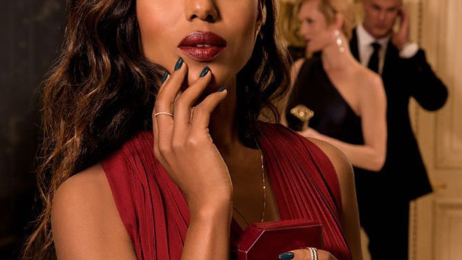 Kerry Washington esmaltes OPI Olivia Pope