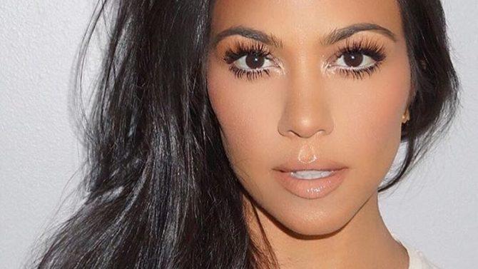 Kourtney Kardashian comparte tierna foto junto