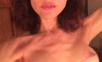 Foto Lorena Meritano mastectomía