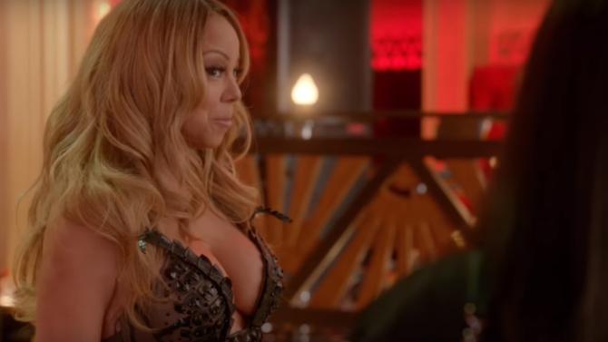 Primer vistazo a Mariah Carey como