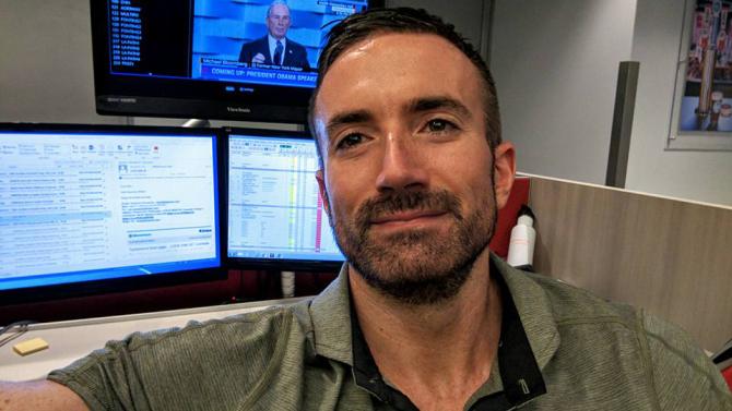 productor CNN muere vacaciones Europa
