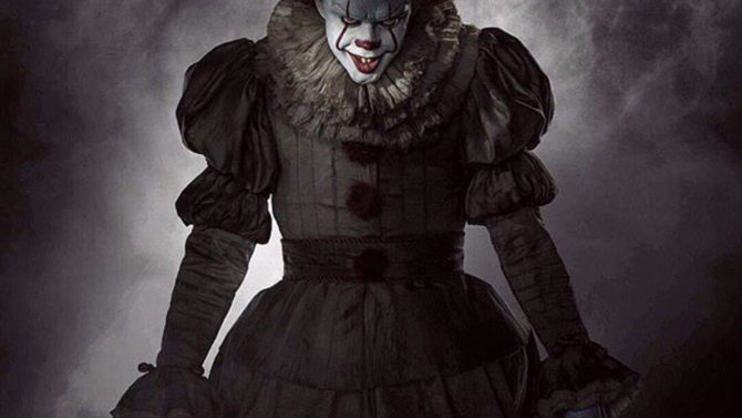 Foto Pennywise payaso It