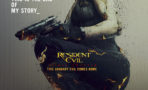 Nuevo póster Resident Evil: The Final
