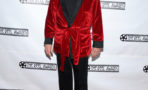 Hugh Hefner impersonator 21st Annual Reel