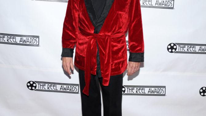 Hugh Hefner impersonator 21st Annual Reel