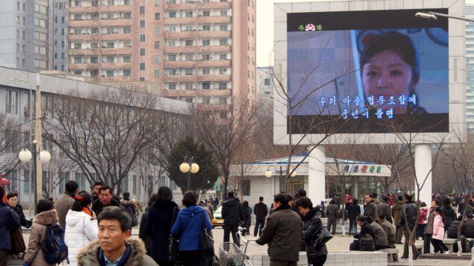 Corea del Norte Netflix